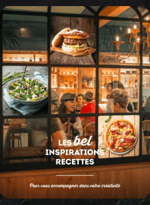 BelFoodservice Les bel inspirations recettes