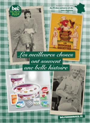 BelFoodservice Brochure Belle Histoire 2020