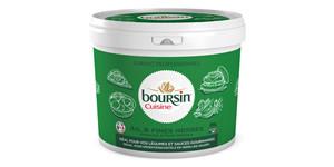 Découvrez Boursin® Cuisine