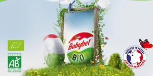 Tout nouveau, tout bio, découvrez le Mini Babybel® Bio