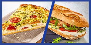 De nouvelles recettes avec Kiri® Tartine & Cuisine