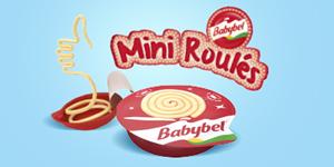 Bel Foodservice innove avec les Mini Roulés de Babybel®