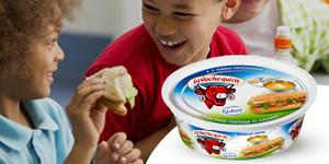 Avec La Vache qui rit® les enfants vont adorer manger du poisson et des légumes !
