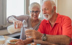 Révision des repères alimentaires du PNNS : quid des produits laitiers pour les personnes âgées ?
