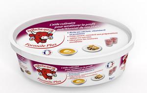 La Vache qui rit® Formule Plus : l'aide culinaire qui améliore le profil nutritionnel des plats, de l'entrée au dessert.