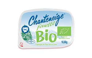 Nouveau produit : Chanteneige® Fouetté bio