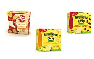 Bel se diversifie dans le snacking avec sa gamme COMBI