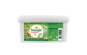 Nouveau produit : Dés Boursin® Surgelé