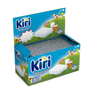 Coffret Kiri® à la crème de lait