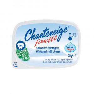 Chanteneige® fouetté nature