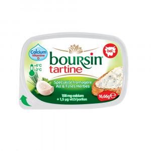 Boursin® Tartine Ail et Fines Herbes