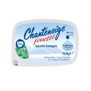 Chanteneige® fouetté nature