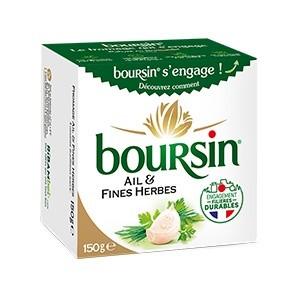 Boursin® Ail et Fines Herbes - Gamme PROXI