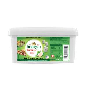 Dés Boursin® Surgelé