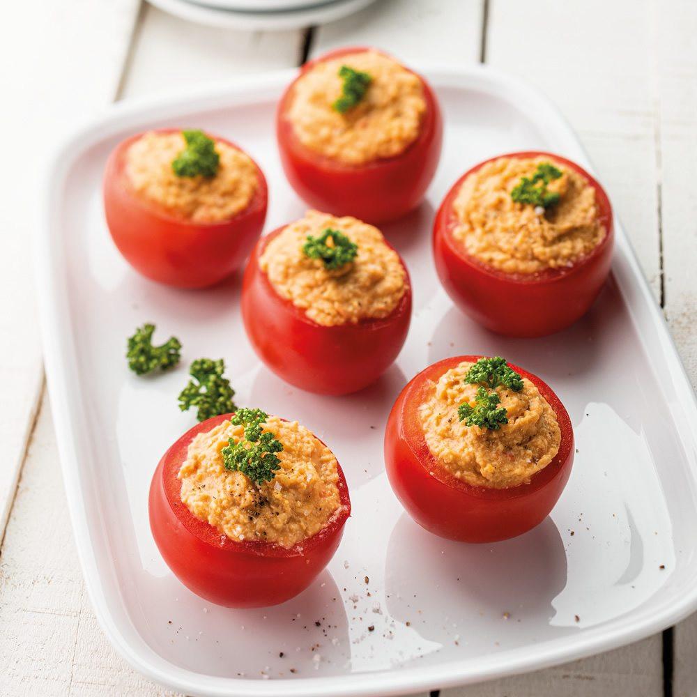Tomate farcie à la provençale