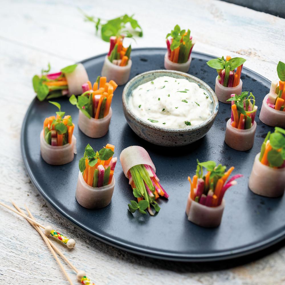 Cannelonis Végétariens