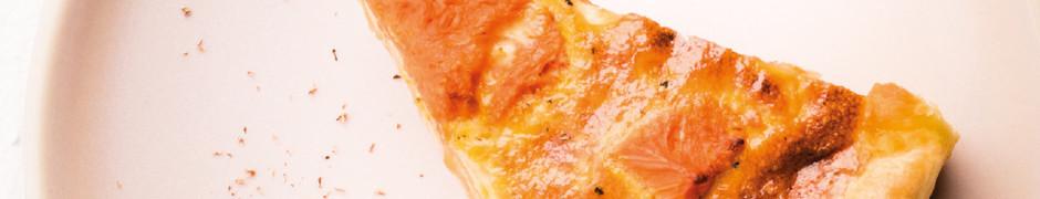 Tarte oignons-potiron