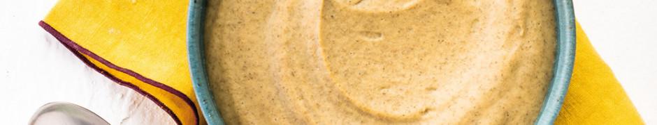 Crème de lentilles