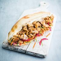 Sandwich kebab