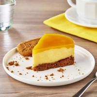 Cheesecake exotique texture entière