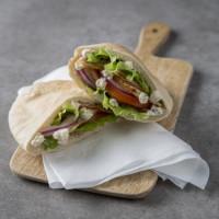 Pita façon kebab