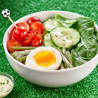 Salade du supporter