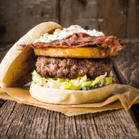 Le Breakfast Burger