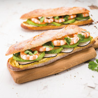 Sandwich thaï