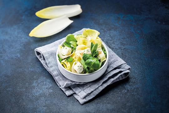 Salade d'endives Dés de Boursin®