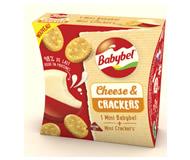 Mini Babybel® Cheese&Crackers