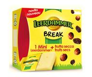 Leerdammer® Break Fruits secs
